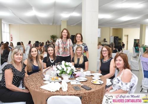 14º Café da Manhã das Mulheres Contabilista em Foz do Iguaçu – PR