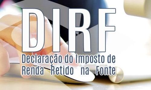DIRF 2017: Receita libera programa e adia entrega para 27/02